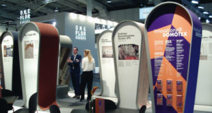 Innovations Domotex