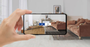 RoomViewer unilin quick step realidad virtual
